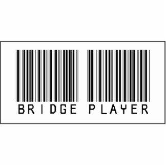 Barcode Bridge Player Acrylic Cut Out