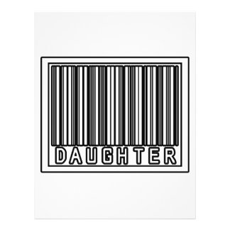 Barcode Daughter Flyers