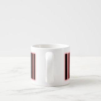 Barcode Espresso Mug