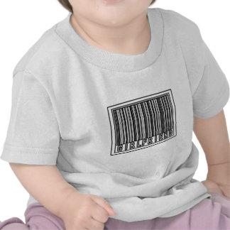 Barcode Girlfriend Shirt