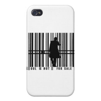 barcode iPhone 4/4S case