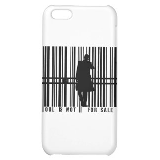 barcode iPhone 5C cover