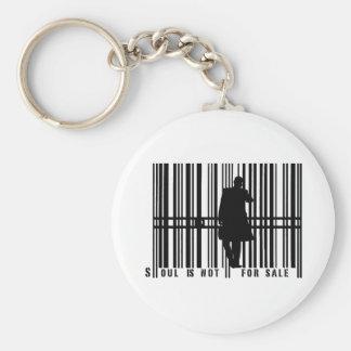 barcode key chain