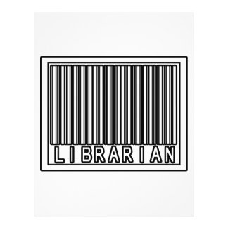 Barcode Librarian Flyers