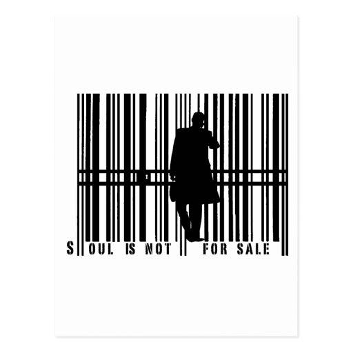 barcode postcards