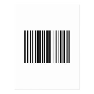 Barcode Post Card