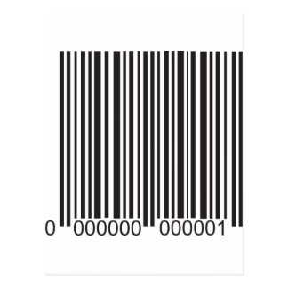 Barcode Post Cards