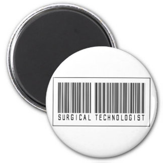 Barcode Surgical Technologist Magnets