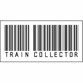 Barcode Train Collector Cut Out