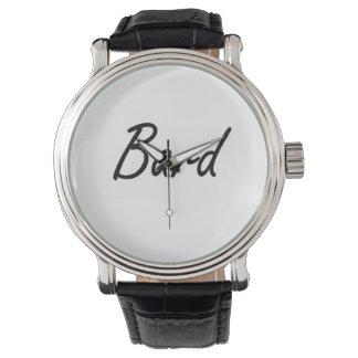 Bard Artistic Job Design Watch