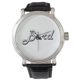 Bard Classic Job Design Wristwatches