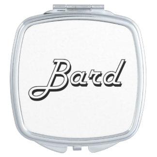 Bard Classic Job Design Makeup Mirrors