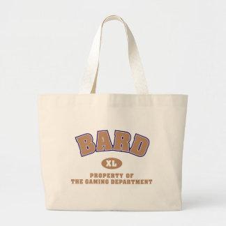 Bard Jumbo Tote Bag