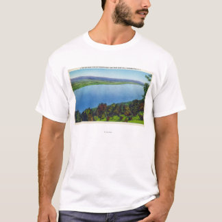 Bare Hill View of Canandaigua Lake T-Shirt