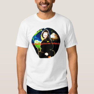 bare planet t shirt