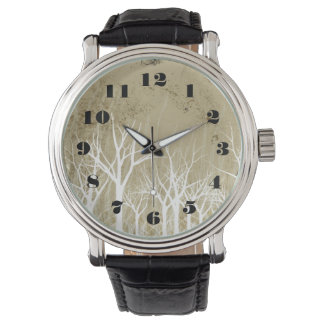 Bare Winter Trees Watches