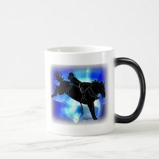 Bareback Rider 301 Magic Mug