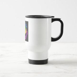 Barefoot Autism Challenge travel mug