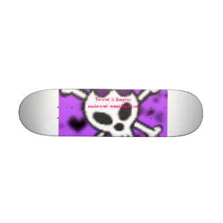 Barefoot & Dangerous Skateboard Decks