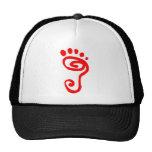 Barefoot Runner Hat
