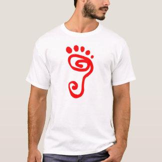 Barefoot Runner T-Shirt