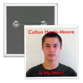 BarefootBandit1, Colton Harris-Moore, Is My Hero! Pin
