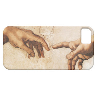 Barely there iPhone 5 Case - The Creation of Adam