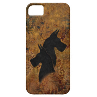 Barely There IPhone 5 With Great Danes iPhone 5 Cover