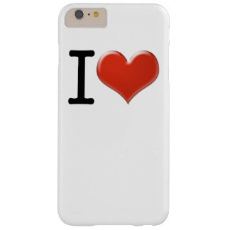 BARELY THERE iPhone 6 PLUS CASE