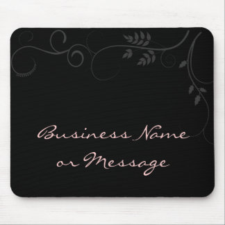 Barely There Vines - Customizable Mousepad
