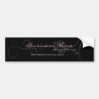 Barely There Vines - Promotional Bumper Sticker