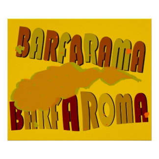 barfarama barfaroma poster