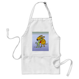 Barfin' Doggie Adult Apron