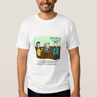 Bargain Computer Systems T-Shirt