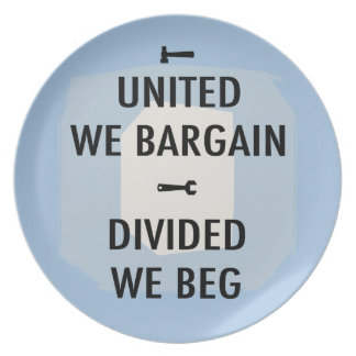 Bargain or Beg III Party Plates