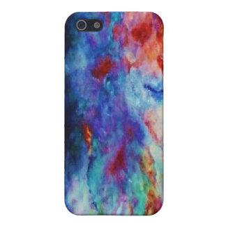 "BargasArtwork ""Color Dream"" Case iPhone 5/5S Cases"