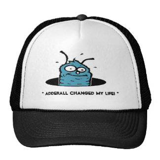 "BargasArtworks ""Adderall changed my life!"" Hat"