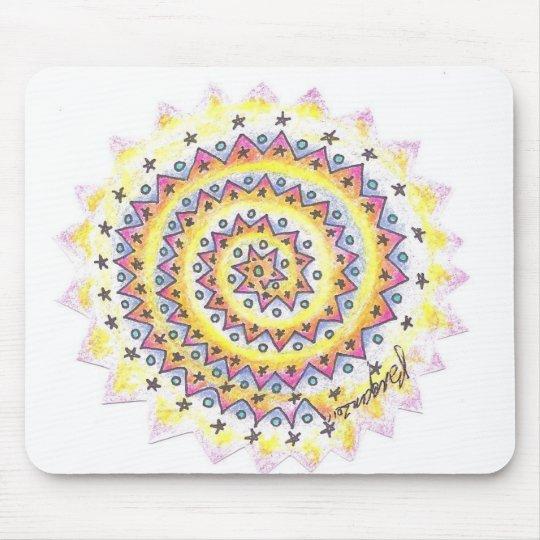 BargasArtworks Mystery Mandala Mousepad