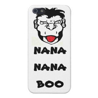 BargasArtworks Nana nana boo boo monkey Speck Case iPhone 5/5S Cover