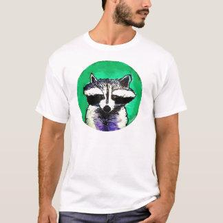 BargasArtworks Racoon Shirt