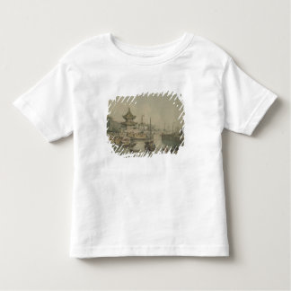 Barges of Lord Macartney's Embassy to China Toddler T-Shirt
