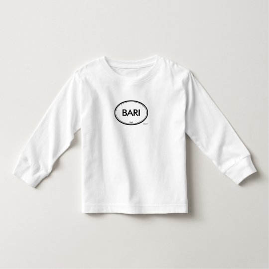 Bari, Italy Toddler T-Shirt