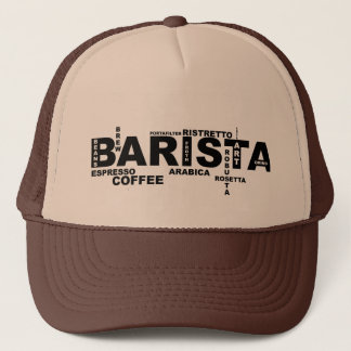 Barista Cap - Barista Designs