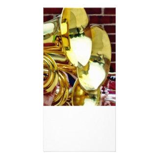 Baritone Horns Photo Card