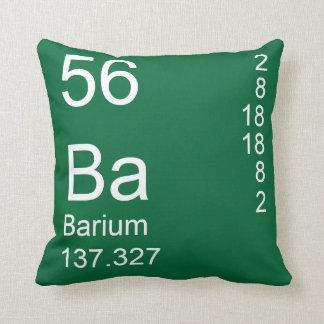 Barium Cushion