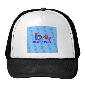 """Bark4Rescue Adoption Drive"" Hat"