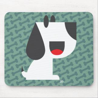 Bark Bark (Green) -Mousepad Mouse Mat
