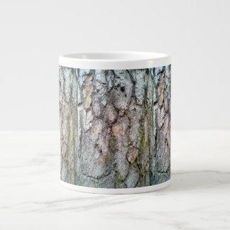 bark of Scots pine Jumbo Mugs