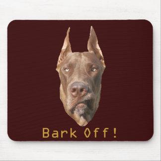 Bark Off Bark Off Mousepad
