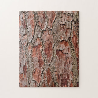 Bark on a Pine Tree Jigsaw Puzzle